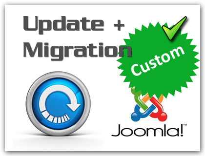 Joomla-Update-custom